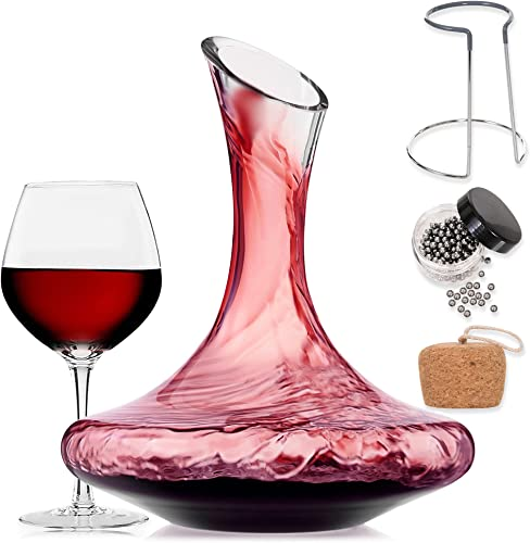 Red-Wine-Decanter-Set-With-Stopper