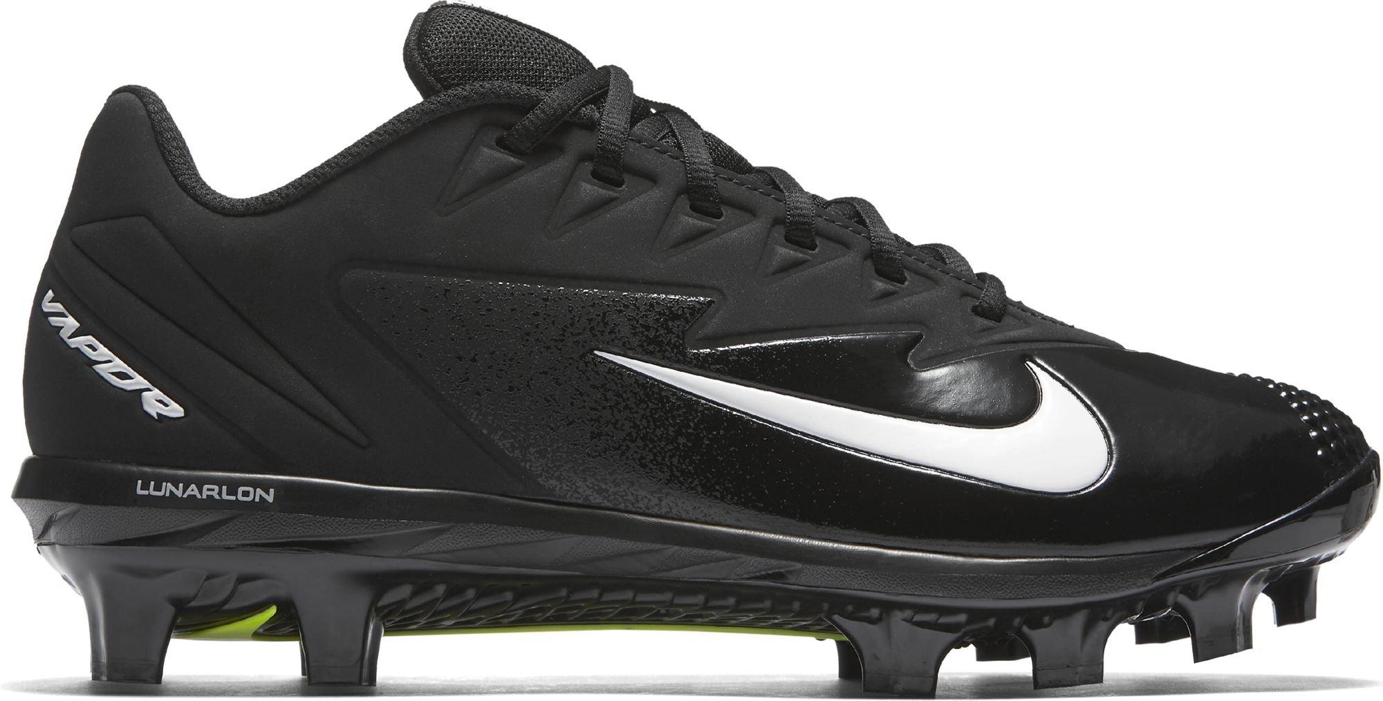 27f8a6ed5 Galleon - NIKE Men s Vapor Ultrafly Pro MCS Baseball Cleat Black White Anthracite  Size 11.5 M US