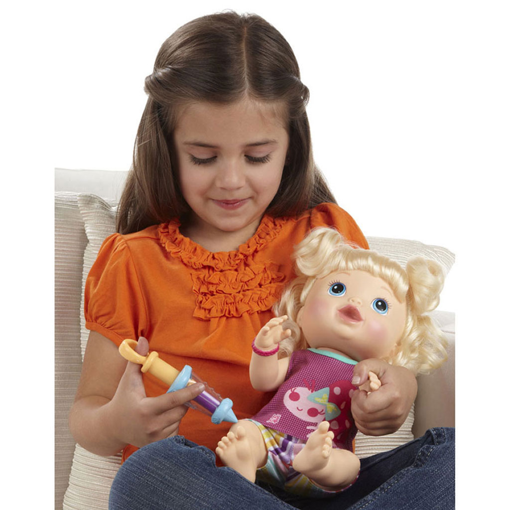 Baby Alive Make Me Better Baby Doll Amazon Co Uk Toys