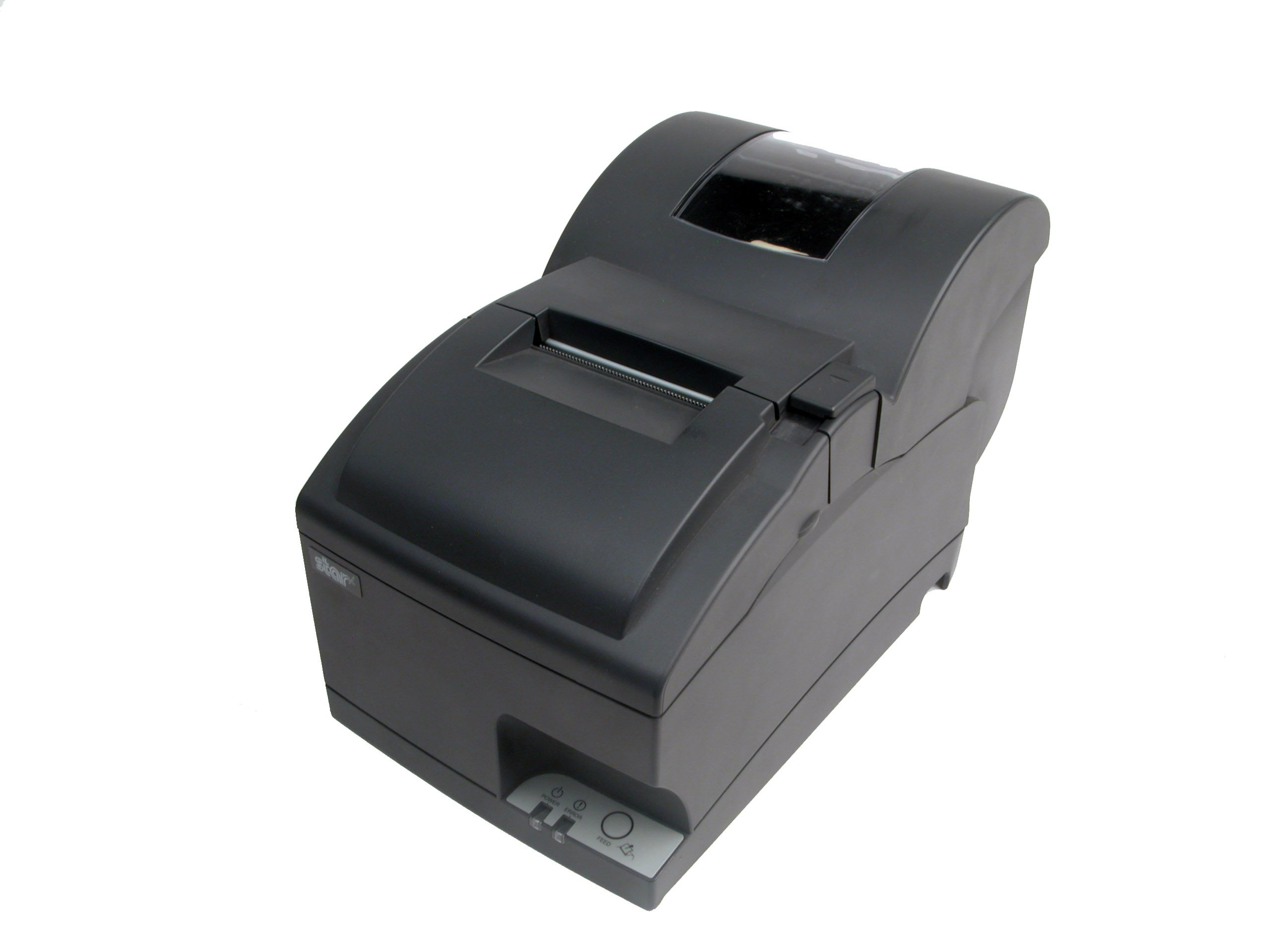 Star Micronics 37999420 Model SP742ML Impact Friction Printer, Cutter, Ethernet, Internal Power Supply Included, Rewinder/Journal, Gray by Star Micronics