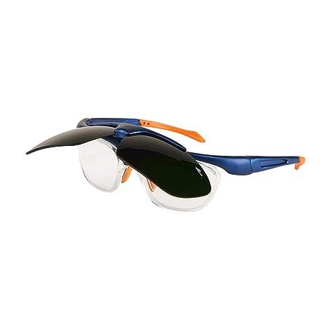 Mufly - Gafas de Soldadura para Soldador de Soldadura y Corte de Metal