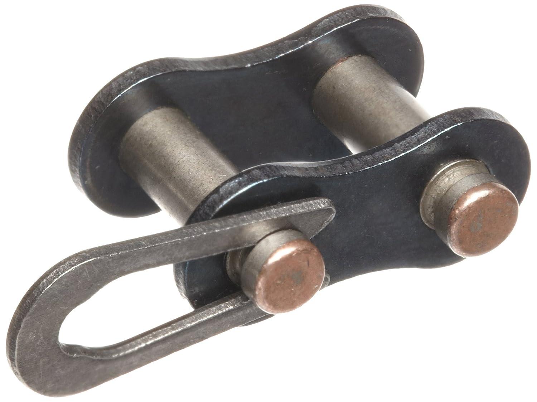 1//2 Pitch 0.312 Roller Diameter Pack of 5 links Riveted 5//16 Roller Width Carbon Steel HKK RC040SCL1 ANSI 40 Single Strand Spring Connecting Link
