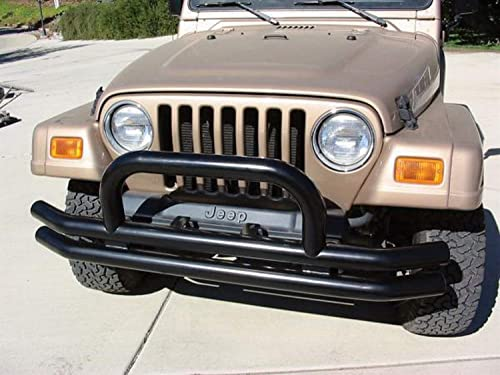 RAMPAGE PRODUCTS 8620 Black Front Tube Bumper