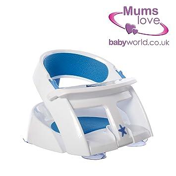 Blau Multifunktionaler Schalensitz f/ür die Wanne Babysitz f/ür Babys