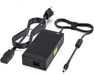 Delippo 180W 19.5V 9.23A Laptop AC Adapter Charger Replacement with Dell DA180PM111 FA180PM111 Alienware 15 R1 R2; Inspiron One 23xx (2350 2320) Precision 7150, 15 7000 (7510) 17 7000 OptiPlex 3011AIO