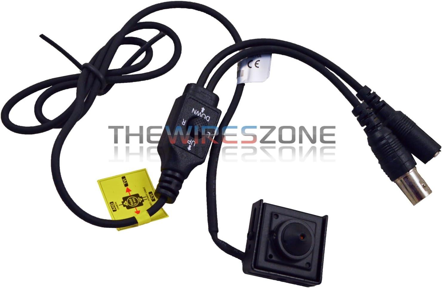 1.3MP 960p HD Mini Hidden CCTV Camera for Door King 1812 TVI CVI Analog AHD