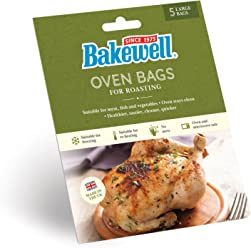 Bakewell Large Oven Bags