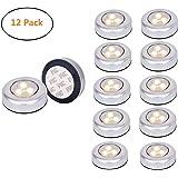 Tougo Lot de 12 Spot Lampe LED