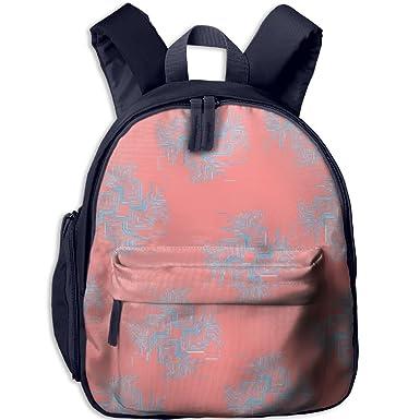 95062d923314 Circuit Board Computer Kids Boys Travel Bag Fashion Floral School Backpacks