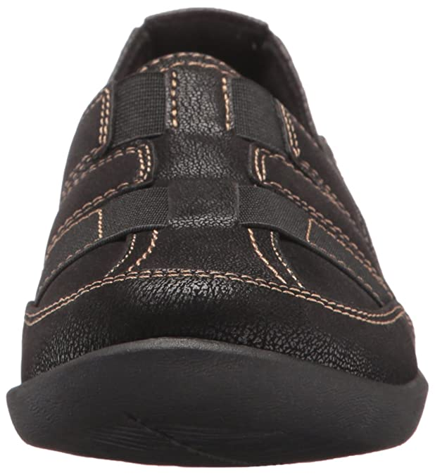 6e193c28bfd0 Amazon.com  Clarks Women s Sillian Stork Fisherman Sandal  Shoes