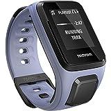 TomTom Spark Cardio + Music - Montre Fitness GPS - Bracelet Fin Violet (ref 1RFM.003.06)