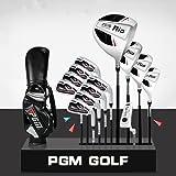 Conjuntos de pgm club de golf completo con bolsa de palos de golf, para diestros, grafito Shaft