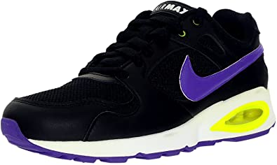 sports shoes 9e7dc 28c0d Nike Air Max Coliseum Racer Round Toe Leather Sneakers