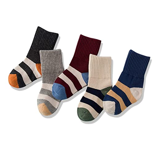 7d69a2af6 Amazon.com  Baby Boys Girls Socks Best Infant and Toddler Gift