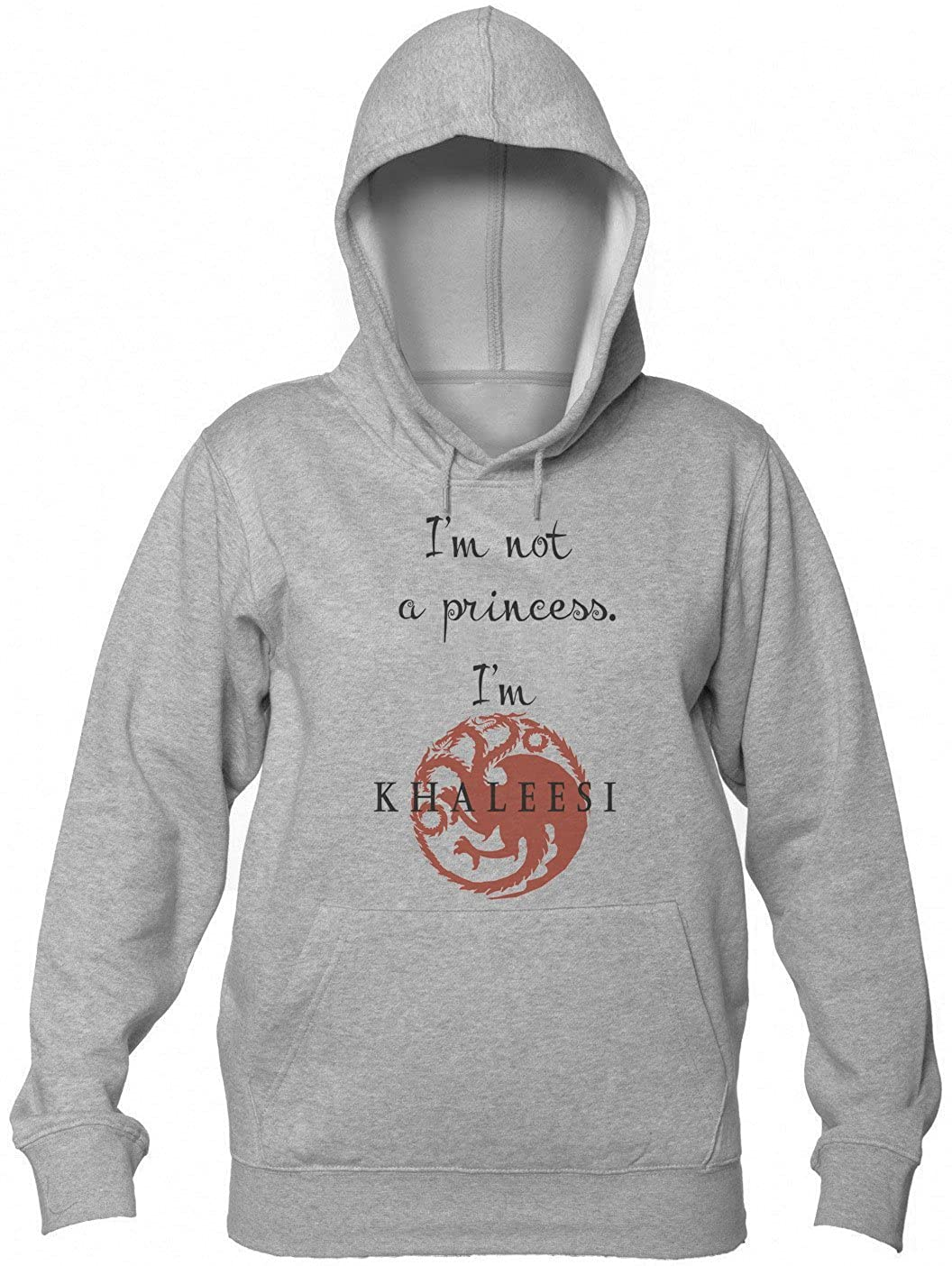 Finest Prints Im Not A Princess, Im Khaleesi Sudadera con ...