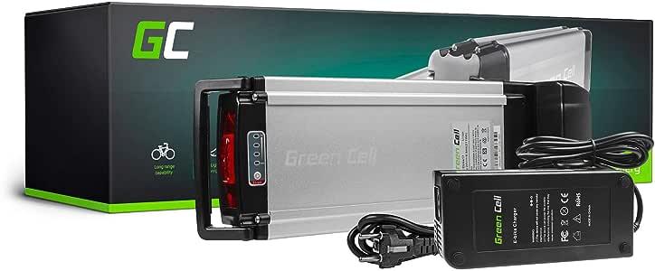 GC® EBIKE batería 24V 8.8Ah Bicicleta eléctrica Trasera Rack con ...