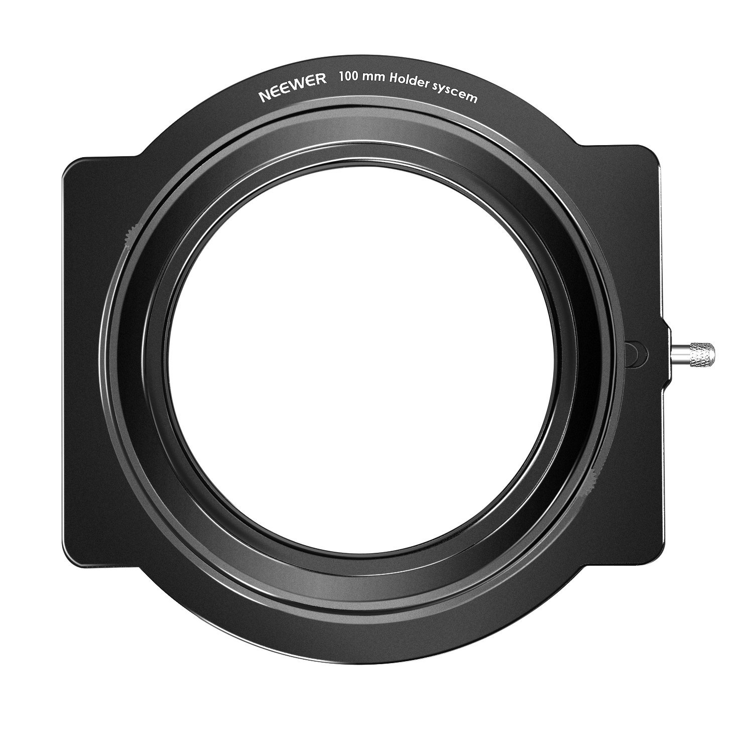 Neewer 100mm System Filter Holder Kit- 86mm CPL Filter, Filter Holder and 52mm/55mm /58mm/62mm/67mm/72mm/77mm Adapter Ring, Compatible with Lee Cokin Hitech Singh-ray