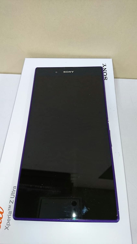 3b4443ef1b Amazon | Xperia Z Ultra SOL24 au ホワイト | 家電&カメラ オンライン通販