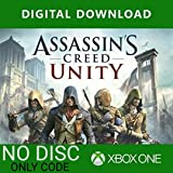 Assassin's Creed Unity: Xbox One (XBOX STORE DOWNLOAD CODE - NO CD/DVD)