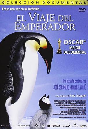 El Viaje Del Emperador [DVD]: Amazon.es: Marivi Bilbao ...
