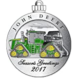 2017 John Deere Collectible Ornament - LP68513