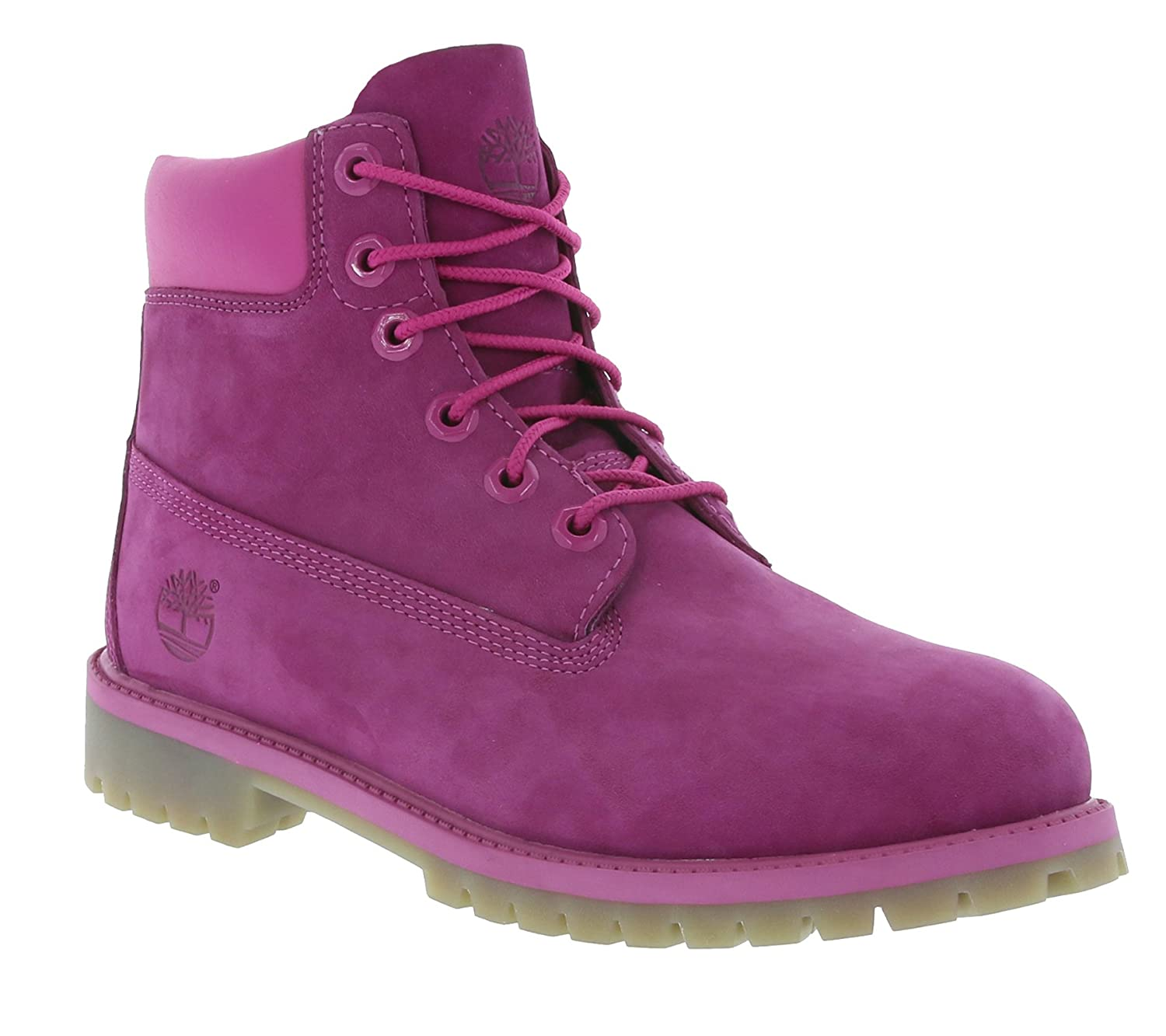Timberland - - Premium Boot Pink B000EDGPX4 - Mixte Junior Pink 81c06d7 - therethere.space