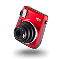 instax mini 70 camera with 10 shots, Passion Red