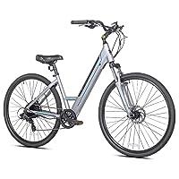 Deals on Kent Electric Pedal Assist Step-Through Bike 700C Wheels