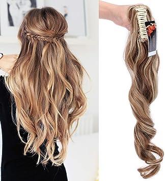 coda capelli ricci