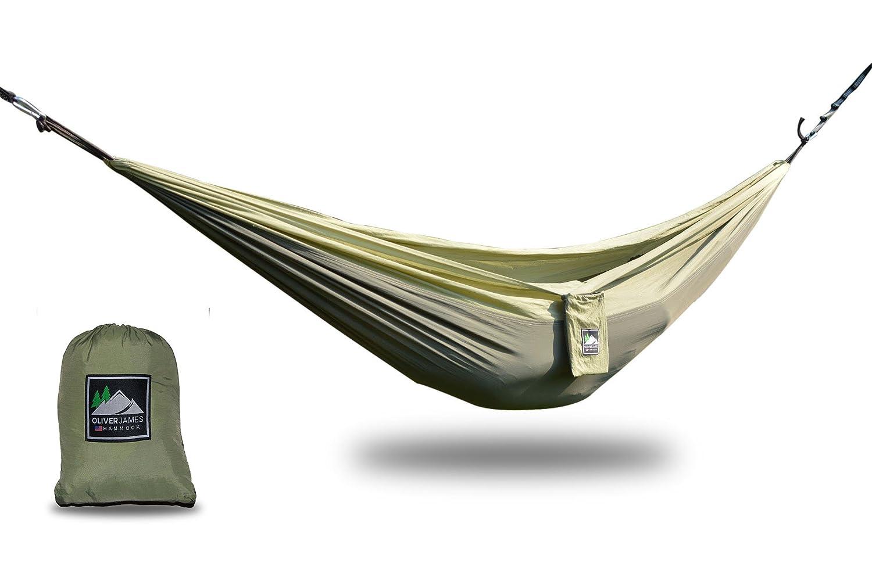 amazon    oliver james hammock   luxury high strength hammock  sports  u0026 outdoors amazon    oliver james hammock   luxury high strength hammock      rh   amazon