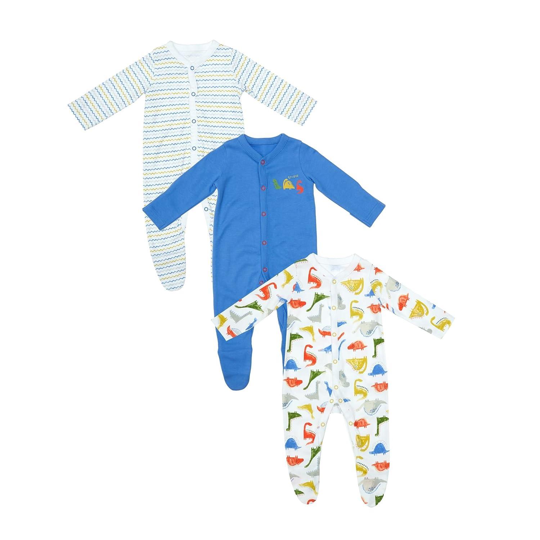Mothercare Baby Boys' Sleepsuit QB070