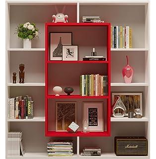 Ikea Kallax Scaffale Laccato Rosso Amazonit Casa E Cucina