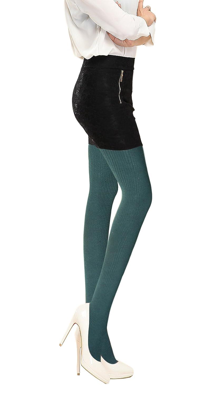 JHosiery Dames douce laine angora collants hiver chaud 356254e2403