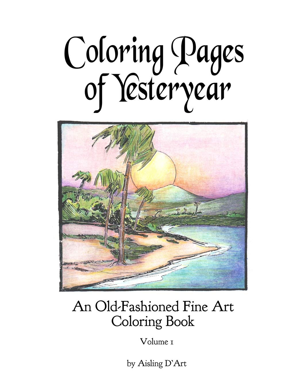 Free Old Fashioned Coloring Pages, Download Free Clip Art, Free ... | 1360x1051