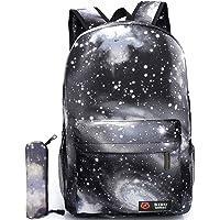Backpack Mochilas Escolares Galaxia Mochila bolsa de Universidad