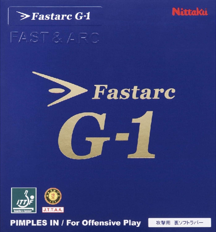 NITTAKU cubriendo Fastarc G-1, Opciones 2,0 mm, negro