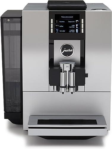 Jura Z6 Aluminum Automatic Coffee
