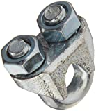 "3230BC 1/4"" Zinc Plated Wire Cable Clamp"