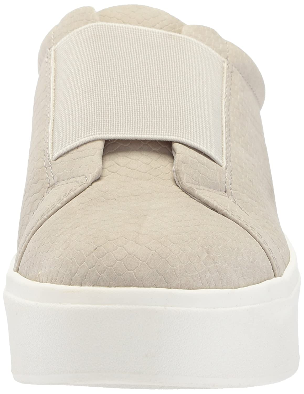 Dr. Scholl's Shoes Women's Kinney Band Sneaker B074N8S96C 11 B(M) US|Greige Snake Print