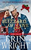 Blizzard of Love: A Western Romance Novella (Long Valley Romance) (Volume 2)