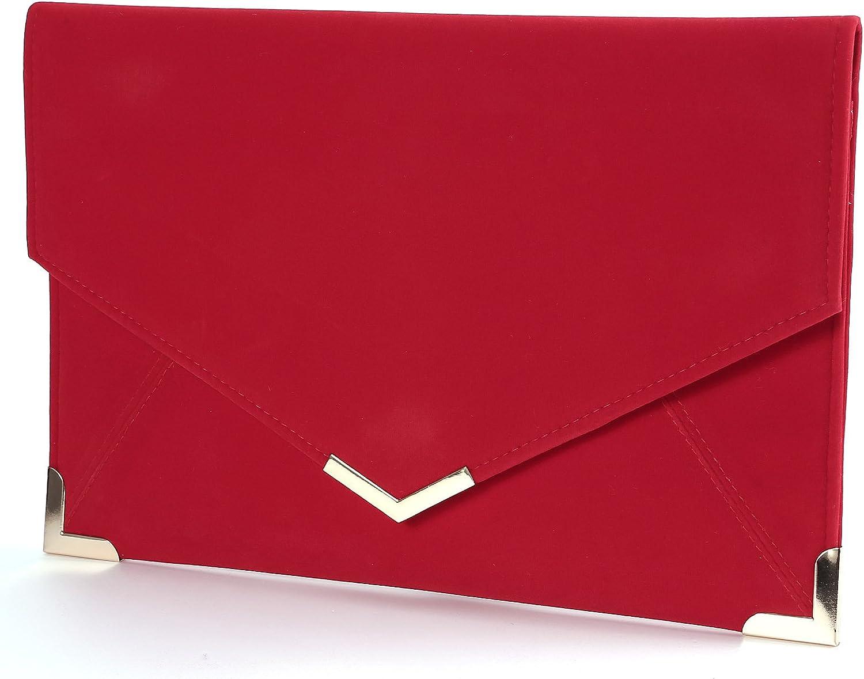 Anladia Velvet Envelope...
