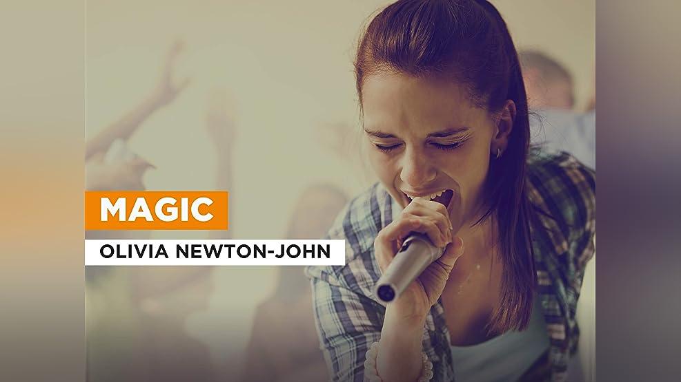 Magic im Stil von Olivia Newton-John