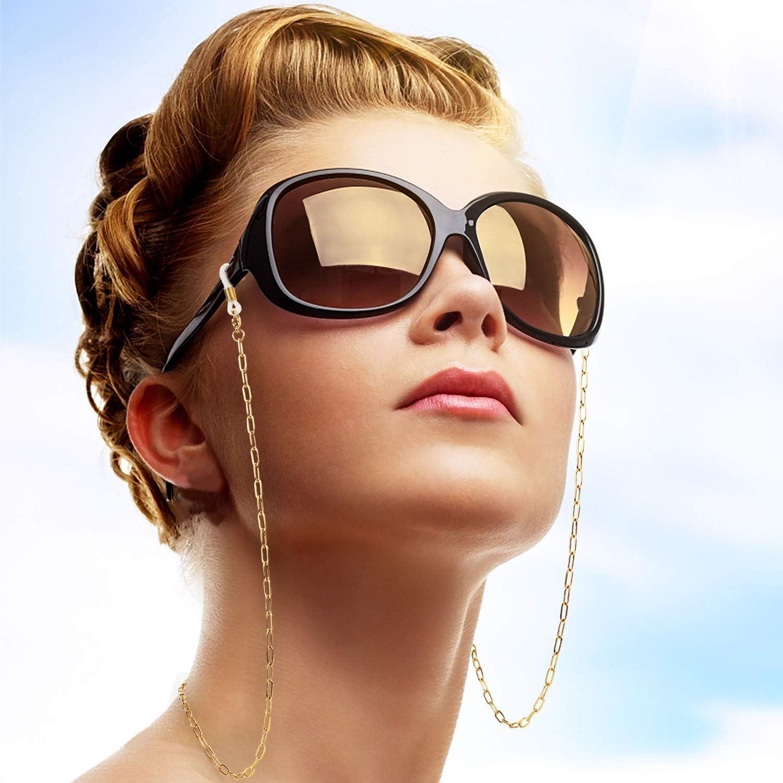 Holder Cord Lanyard Strap for Airpods Pro Mask Reading Glasses Hifot Eyeglasses Chains Sunglasses Eyewear Retainer