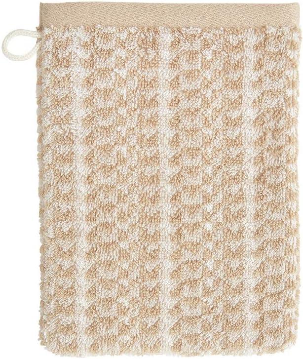 Boss Home Basalto - Manopla de baño, algodón, 16 x 22 cm: Amazon.es: Hogar
