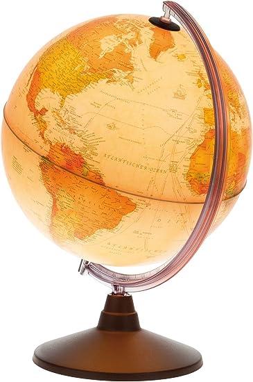 Globo terráqueo Marco Polo 30cm: Amazon.es: Hogar