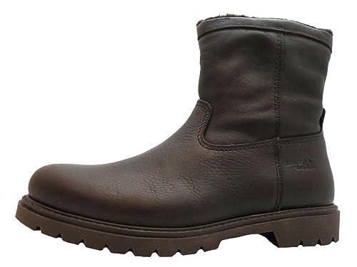 Panama Jack Fedro C2 - Botas de piel para hombre marrón marrón: Amazon.es: Zapatos y complementos