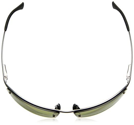 9ff9b7dcb3 Amazon.com  Ray-Ban Men s 0rb3544029 6o64metal Man Sunglass Polarized  Iridium Square
