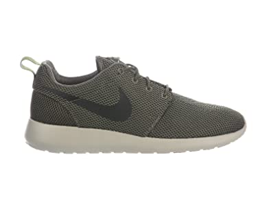 low priced 4f58f 0c36b Image Unavailable. Image not available for. Color  Nike Men s Roshe One  Medium Olive Black Sequoia Pale Grey Nylon Running Shoes