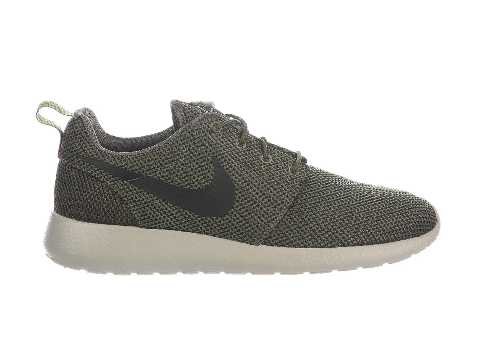 low priced ba48a 62c06 Galleon - NIKE Mens Roshe One Medium OliveBlackSequoiaPale Grey Nylon Running  Shoes 11.5 D(M) US