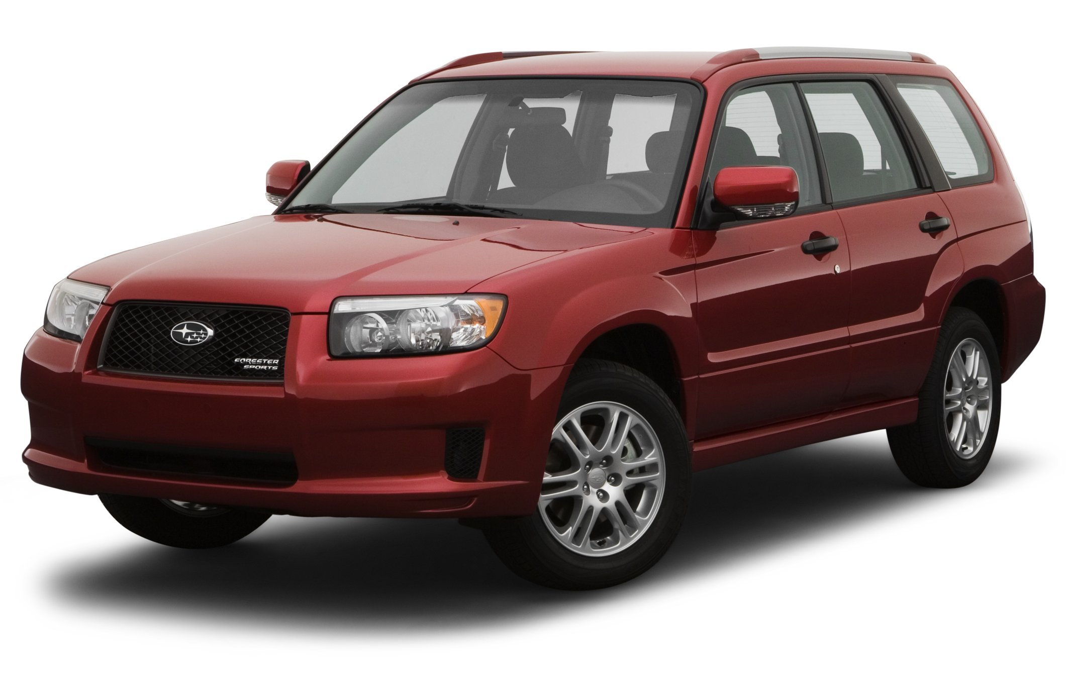 Amazon 2008 subaru forester reviews images and specs vehicles 2008 subaru forester sports x 4 door automatic transmission vanachro Images